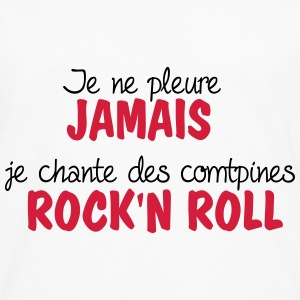 Comptines Rock'n Roll Sweats - T-shirt manches longues Premium Homme