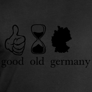 good old germany Deutschland T-shirts - Mannen sweatshirt van Stanley & Stella
