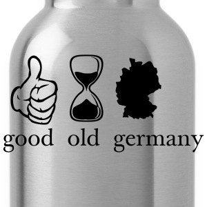 good old germany Deutschland T-shirts - Vattenflaska