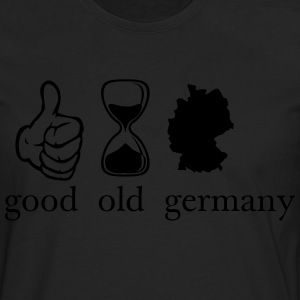 good old germany Deutschland Tee shirts - T-shirt manches longues Premium Homme