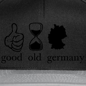 good old germany Deutschland T-shirts - Snapback cap