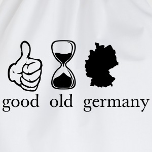 good old germany Deutschland Camisetas - Mochila saco