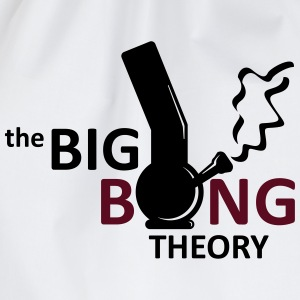 the big bong theory T-Shirts - Drawstring Bag