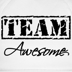 Team Awesome T-Shirts - Baseball Cap