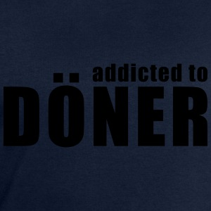 addicted to döner T-Shirts - Männer Sweatshirt von Stanley & Stella