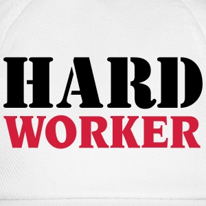 Hard worker Tee shirts - Casquette classique