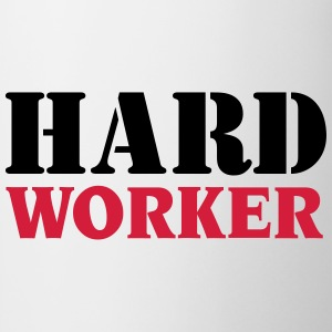 Hard worker Tee shirts - Tasse