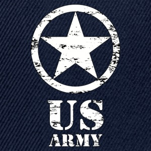 united states army star 02 T-Shirts - Snapback Cap