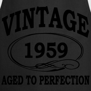 Vintage 1959 Aged To Perfection Hoodies & Sweatshirts - Cooking Apron
