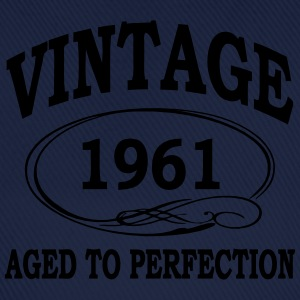 Vintage 1961 Aged To Perfection Shirts - Baseball Cap