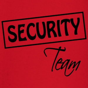 Security Team  T-shirts - Långärmad T-shirt baby