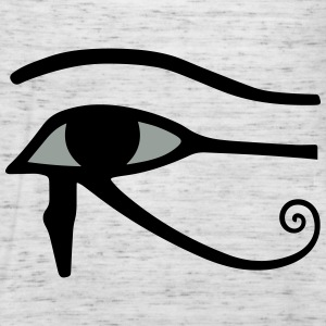 Eye of Horus Sweaters - Vrouwen tank top van Bella