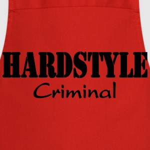 Hardstyle Criminal T-Shirts - Cooking Apron