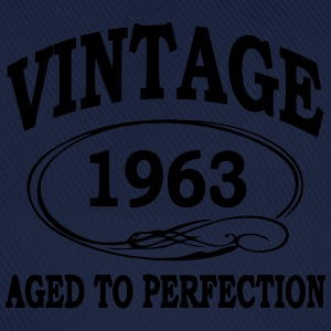 Vintage 1963 Aged To Perfection T-Shirts - Baseball Cap