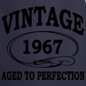 Vintage 1967 Aged To Perfection T-Shirts - Cooking Apron