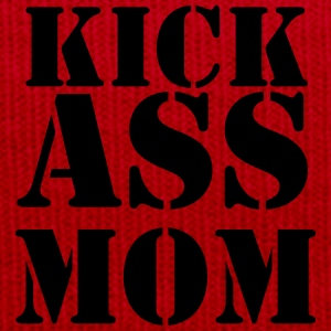 Kick ass Mom Tee shirts - Bonnet d'hiver