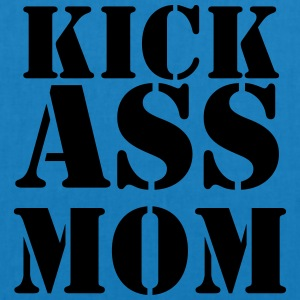 Kick ass Mom T-shirts - Ekologisk tygväska