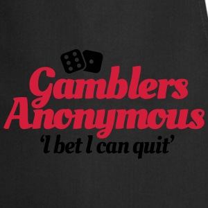 Gamblers Anonymous - I bet I can quit Sweaters - Keukenschort