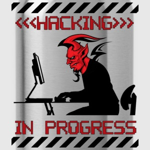 Hacking in Progress - Gourde