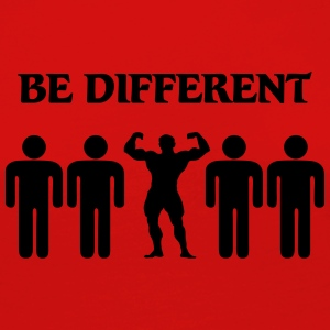 Be different T-Shirts - Frauen Premium Langarmshirt
