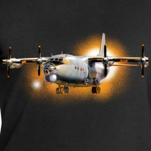 Transport aircraft Antonov-12 T-Shirts - Men's Sweatshirt by Stanley & Stella