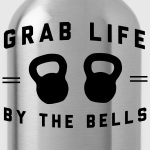 Grab Life by the Bells T-Shirts - Water Bottle