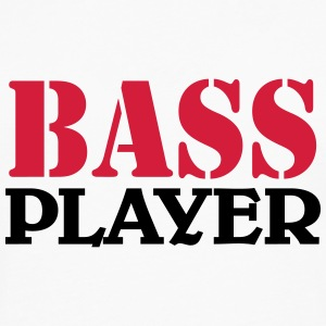 Bass Player Tee shirts - T-shirt manches longues Premium Homme