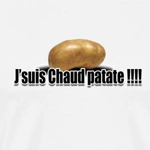 chaud patate - T-shirt Premium Homme
