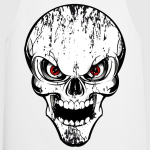 skull grunge style Tee shirts manches longues - Tablier de cuisine