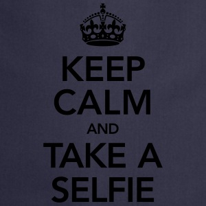 Keep Calm And Take A Selfie T-paidat - Esiliina