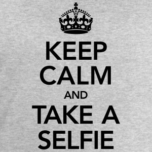 Keep Calm And Take A Selfie Magliette - Felpa da uomo di Stanley & Stella