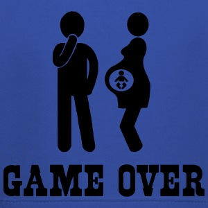 Game Over Pregnancy T-Shirts - Kids' Premium Hoodie