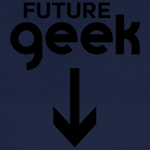 Future Geek T-Shirts - Baseball Cap