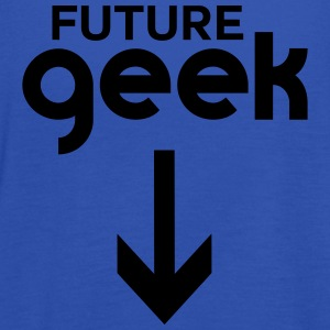 Future Geek T-Shirts - Women's Tank Top by Bella