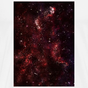 galaxy galaxy Mobil- & tablet-covers - Herre premium T-shirt