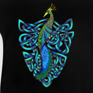 Peacock Long Sleeve Shirts - Baby T-Shirt
