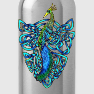 Peacock T-Shirts - Water Bottle