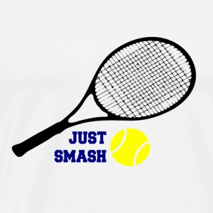 Just smash Hoodies - Men's Premium T-Shirt