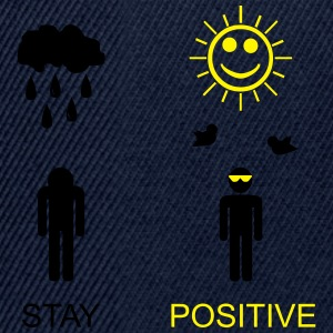stay positive Bag - Snapback Cap