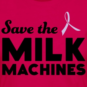 Save the Milk Machines T-Shirts - Women's Premium Longsleeve Shirt