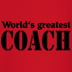 World's greatest Coach T-Shirts - Baby Long Sleeve T-Shirt
