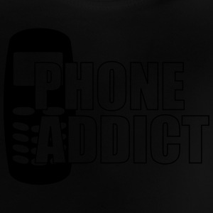 Phone Addict T-Shirts - Baby T-Shirt