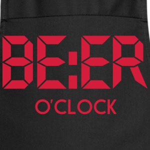 Beer O'clock T-Shirts - Cooking Apron