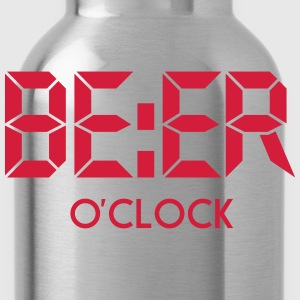 Beer O'clock T-Shirts - Water Bottle