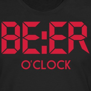 Beer O'clock T-Shirts - Men's Premium Longsleeve Shirt