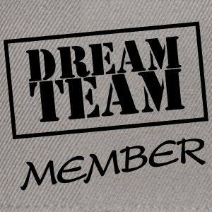 Dream Team Member Hoodies & Sweatshirts - Snapback Cap
