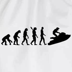 Evolution Jet ski T-Shirts - Turnbeutel