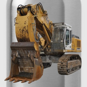 construction machine Shirts - Water Bottle