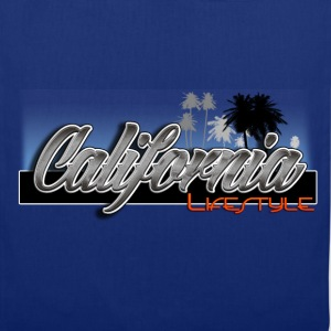 California Lifestyle Blue - Tote Bag