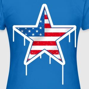 united states star Sweat-shirts - T-shirt Femme
